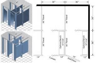 bathroom stall dimensions car interior design