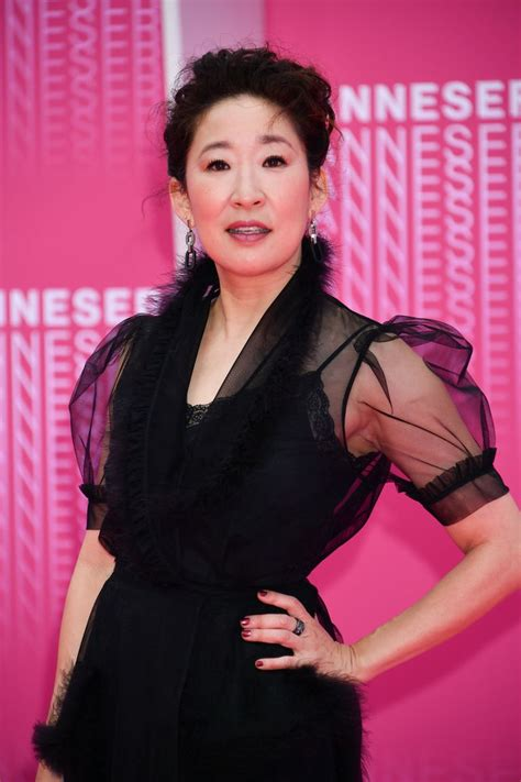 asian actress nominated for emmy sandra oh becomes the first asian woman nominated for best