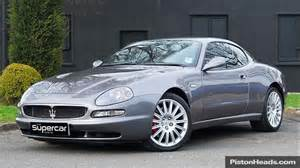 Used Maserati 3200 Gt Used Maserati 3200 Cars For Sale With Pistonheads