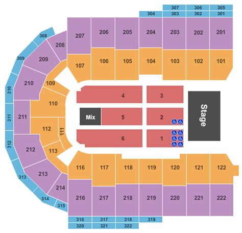 erie insurance arena seating disney on tickets seating chart erie insurance