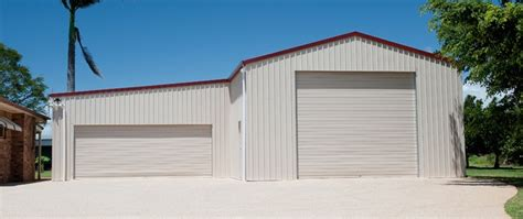 Detached Garages Plans Garage World Townsville Sheds Amp Garages