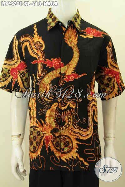 Celana Pendek Motif Pria Premium baju batik pria premium hem lenga pendek motif naga