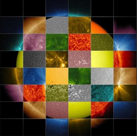 the color of the sun what color is the sun scientific scribbles