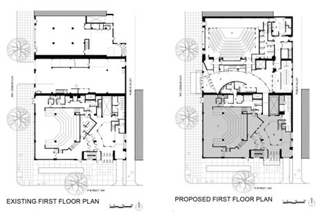 theatre floor plan the studio theatre bonstra haresign architects
