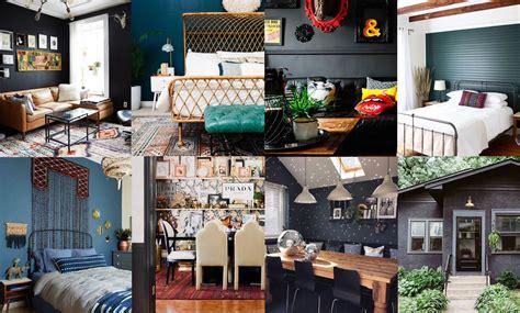 best of 2017 dark and moody interiors interior design