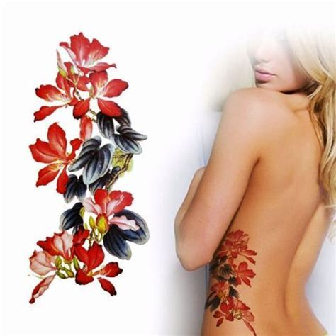 chinese flower tattoos 25 amazing designs with meanings