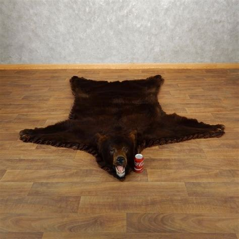 bearskin rug for sale brown rug for sale 17858 the taxidermy store