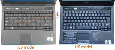 keyboard layout us vs eu dell s vostro 1310 keyboard putting the hurt on uk touch