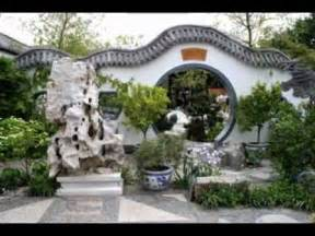 Backyard Landscape Design Ideas Chinese Garden Design Youtube