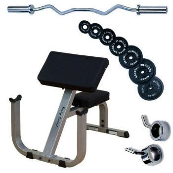 body solid preacher curl bench fitness factory outlet powertec body solid spirit