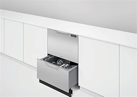 Cutlery Drawer Dishwasher by Fisher Paykel Dd24dctx9 24 Quot Drawer Dishdrawer Dishwasher With 14 Place Settings 2