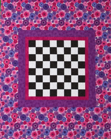 checkerboard quilt pattern from t publishing