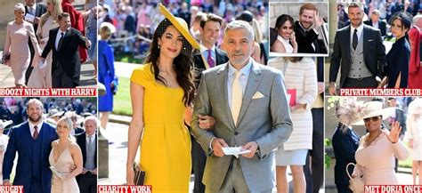 Why Was George Clooney Invited To The Royal Wedding