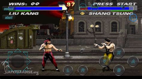 mortal kombat apk mortal kombat 3 apk android for free