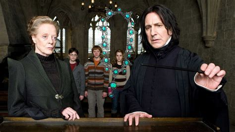 Hermione Granger And The Half Blood Prince by Harry Potter Severus Snape Harry Potter And The