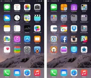 what s on rene s iphone 6 plus right now imore