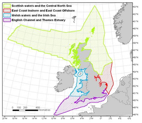 United Kingdom Continental Shelf by Offshore Mineral Resource Maps Planning Mineralsuk