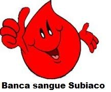 la banca sangue banca sangue subiaco subbjacumeo it