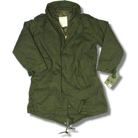 Jaket Parka Classic rothco jacket for fishtail parka olive classic mod 60