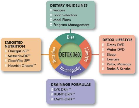 Detox 360 Program by Detox 360 Cleanse Packageuniversal Wellness Associates