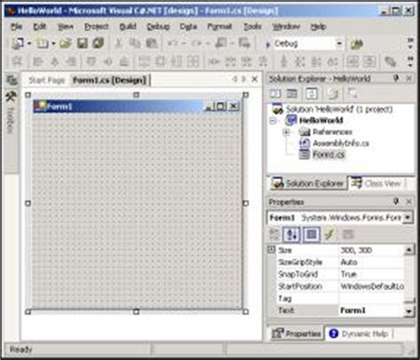 design form vb beginning c chapter 13 using windows form controls