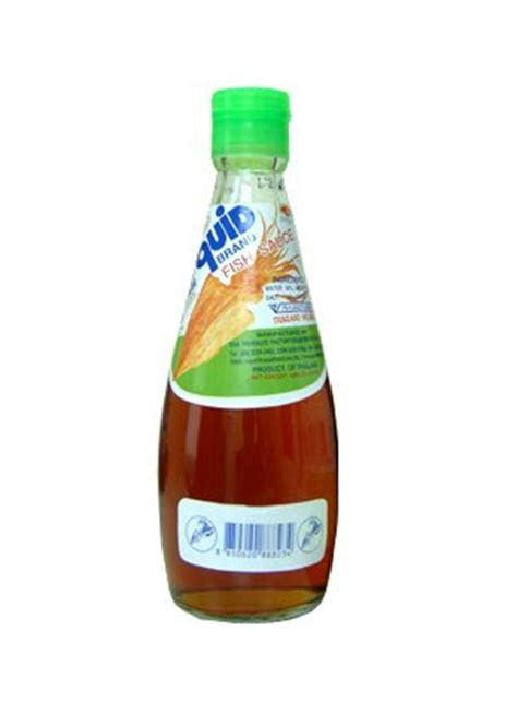 Squid Fish Sauce 300ml janpet brand fish sauce products thailand janpet brand