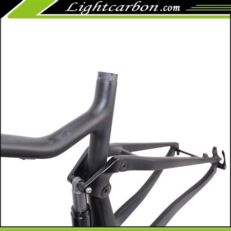 27 5 Plus Carbon Frame by 27 5 Plus Carbon Mtb Frame 650b Plus Suspension
