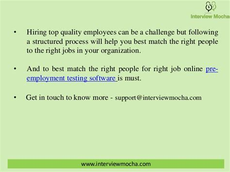 Best Quality Iring Karakter Termurah 7 steps for hiring top quality employees