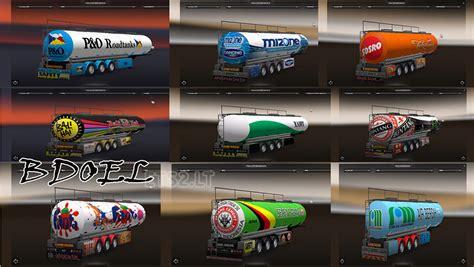 indonesia trailer indonesia taste trailer skins ets 2 mods
