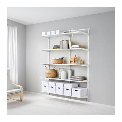 Wall Mounted Shelves by Algot V 228 Ggskena Hyllor Ikea
