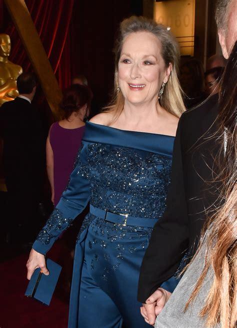 oscars 2017 jimmy kimmel brands donald in jimmy kimmel asked meryl streep if she was wearing ivanka