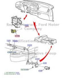 oem dash trailer brake controller wiring harness 2004 ford f250 f350 f450 f550 ebay