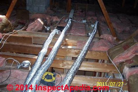 bathroom fan duct insulation bathroom ventilation fan duct lengths what are the