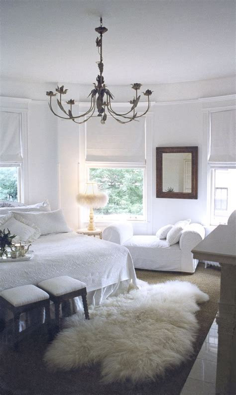white fluffy bedroom rugs 41 white bedroom interior design ideas pictures