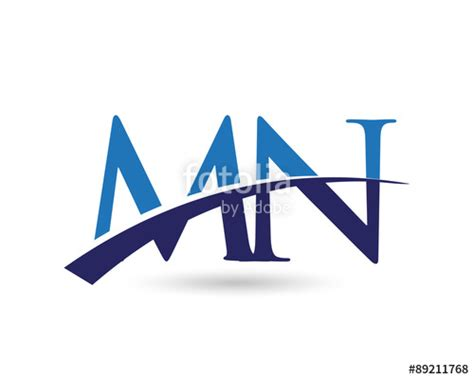 Free Search Mn Quot Mn Logo Letter Swoosh Quot Stock Image And Royalty Free Vector Files On Fotolia Pic