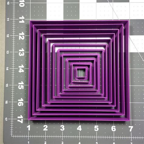 Cutter Square square cookie cutter