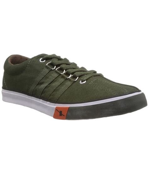 sports canvas shoes relaxo sparx green canvas sport shoes for price in