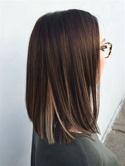 lob haircut back view 25 best ideas about straight long bob on pinterest long