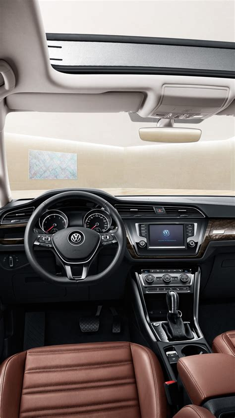 volkswagen sedan interior wallpaper volkswagen touran l sedan interior cars