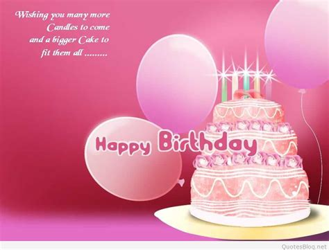Happy Birthday Wishes To 2015 Happy Birthday Quotes And Sayings On Images