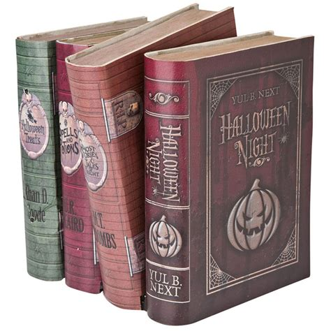 a haunting books haunted books motion activated moving literature the