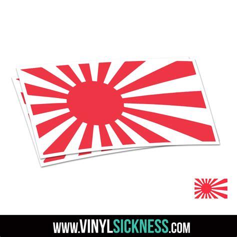Car Sticker Japan by Japanese Jdm Stickers Satu Sticker