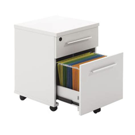 shop the ergo office white 2 drawer file cabinet at lowes