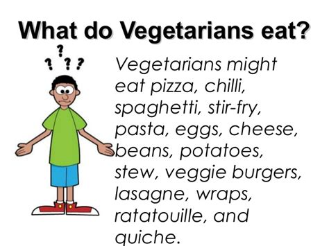 what is a vegetarian