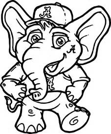 Alabama Football Coloring Pages alabama crimson tide coloring pages coloring pages