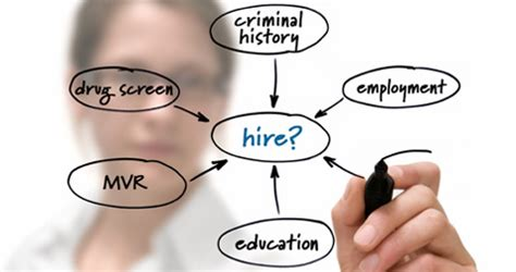 Hire Background Check Applicant Information