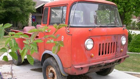 Fc 170 Jeep Grape Hauler 1965 Jeep Fc 170