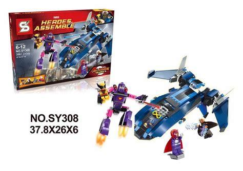 Lego Heroes Assemble Sy 383 B เลโก จ น sy308 heroes assemble เลโก จ น lego ม น ฟ กเกอร จ น minifigure by littlebear