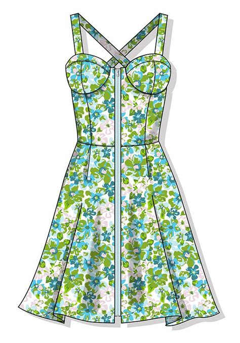 sewing pattern illustrator 87 best images about fashion specs on pinterest dress