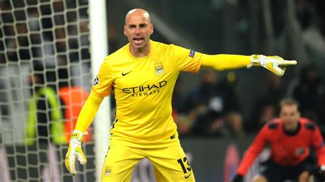 willy caballero willy caballero to continue to start in city cup